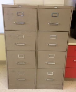 Ugly Filing Cabinet