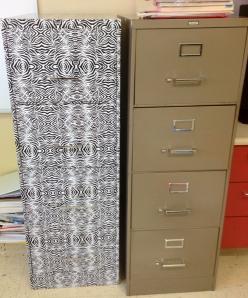 Cute Filing Cabinet