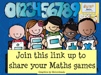 Math Linky Party Graphic