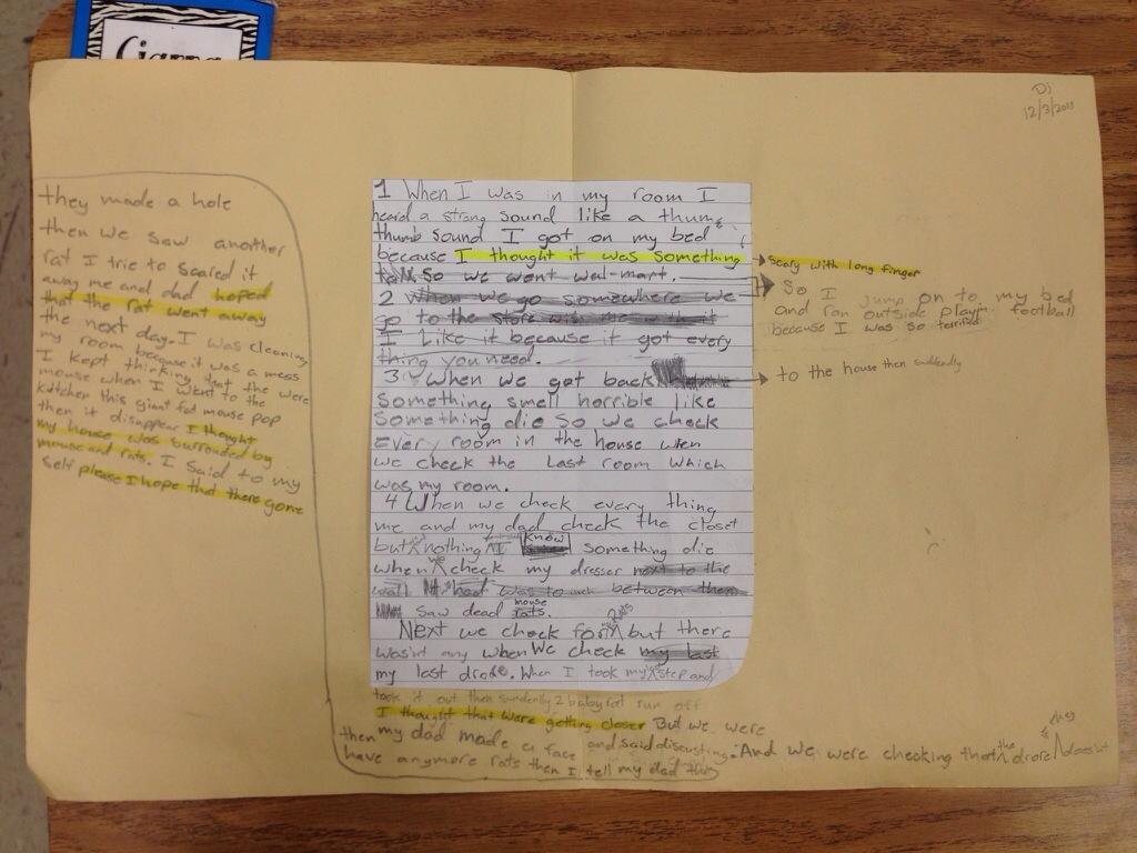 gretchen bernabei 11 minute essay